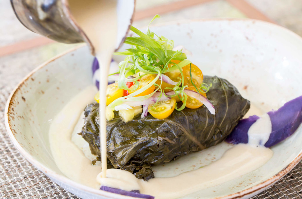 LauLau Chicken at House Without A Key