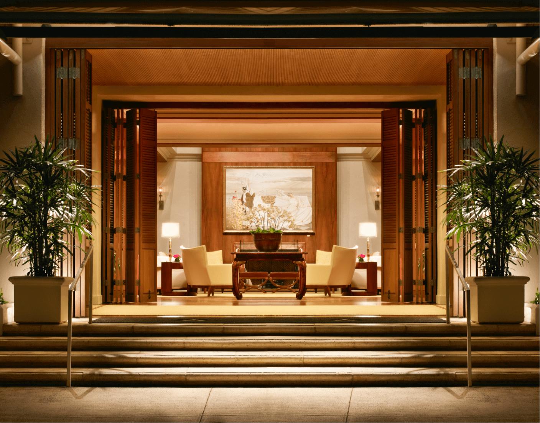 Halekulani Living Room