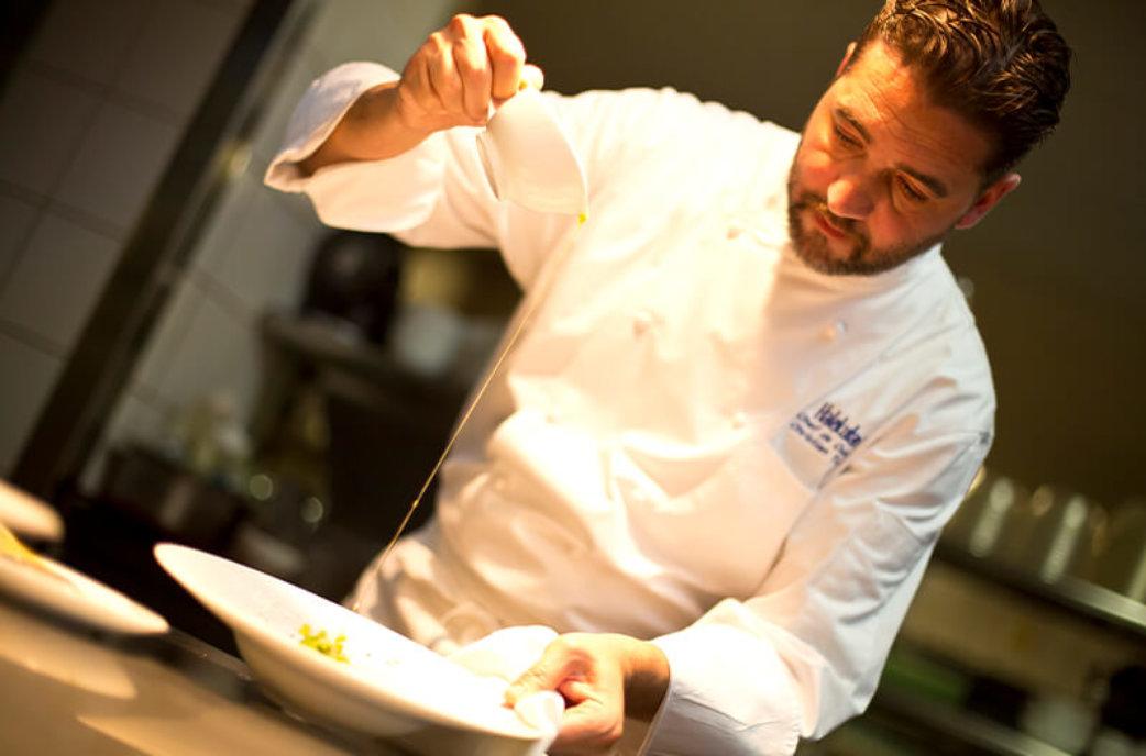 Christian Testa, Chef de Cuisine at Orchids