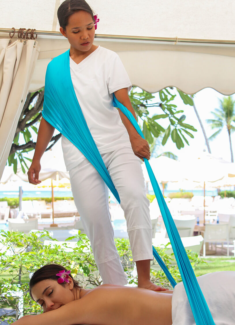 SpaHalekulani offers a variety of treatments and services