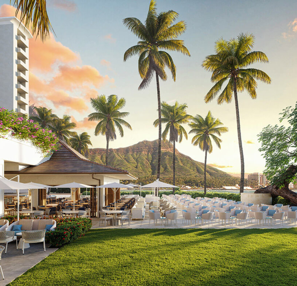 House Without A Key rendering Diamond Head